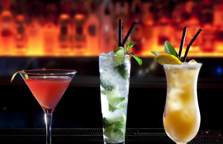 Up, Neat, Straight Up, or On the Rocks – Martinis
